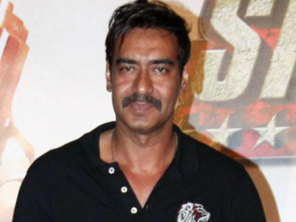 Flop movies doesn't affect me much- Ajay Devgan
