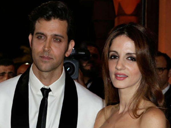 Hrithik Roshan and Sussanne denies 400 crore alimoney news