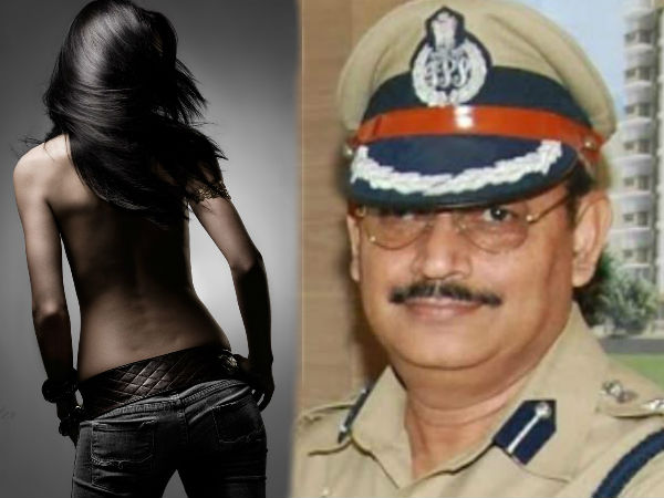 Model accusing Mumbai DIG of rape wanted publicity for a TV show
