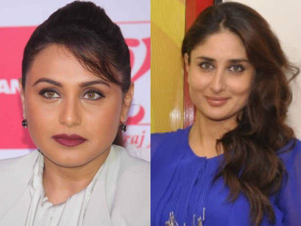 I am excited to see Kareena in Singham Returns- Rani Mukherjee