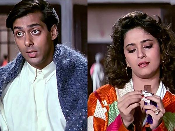 Salman Khan, Madhuri Dixit celebrate 20 years of Hum Aapke Hain