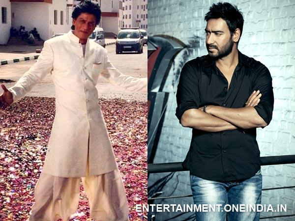 We are not Friends but We are not enemies: Ajay Devgn on Shahrukh Khan