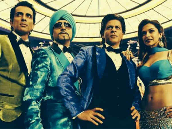 Shahrukh Khan's Happy New Year trailer will release on 14th August