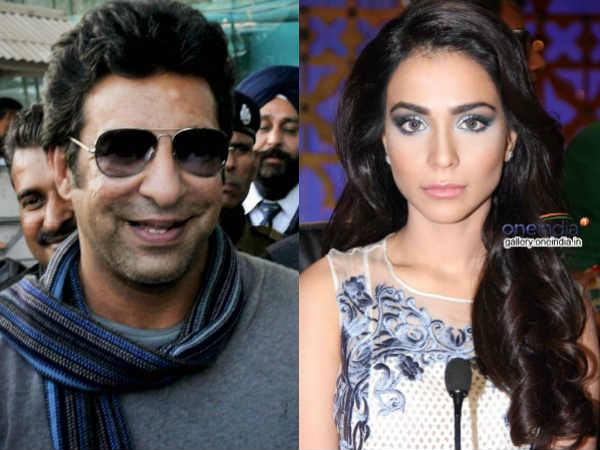 I Love Wasim Akram, He is always in my Heart said Humaima Malik