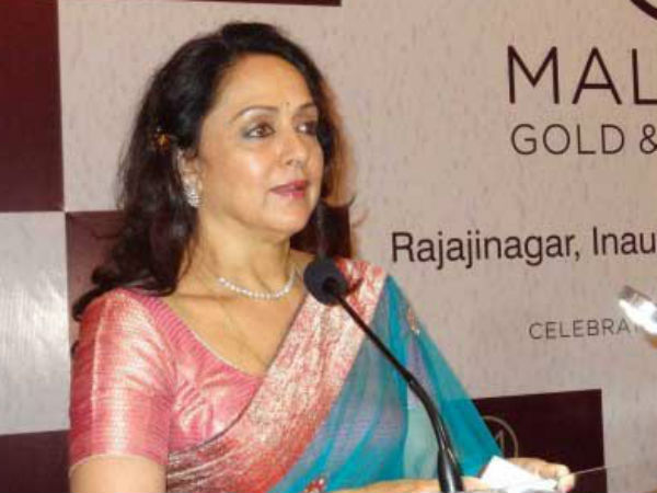 Hema Malini teams up with Ramesh Sippy after four decades