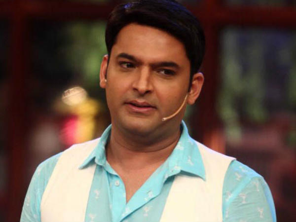 OMG! Kapil Sharma's girlfriend left him for a London guy