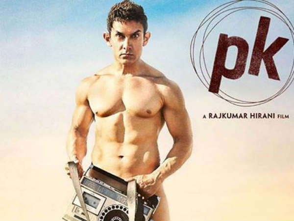 New poster of 'PK' won't even have transistor: Aamir Khan