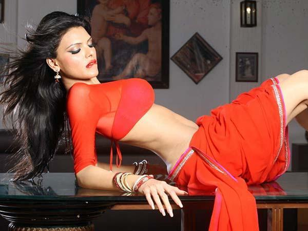 Sherlyn Chopra's Playboy photoshoot pics finally out