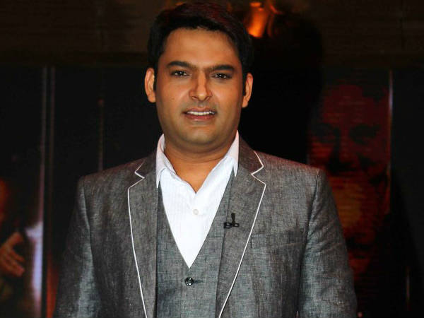 Kapil Sharma to shoot 'Comedy Nights With Kapil' in Dubai