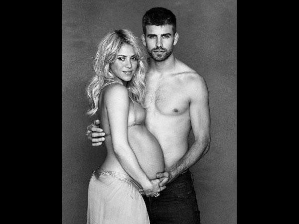 Shakira Is Pregnant, Expecting Second Child with Gerard Pique