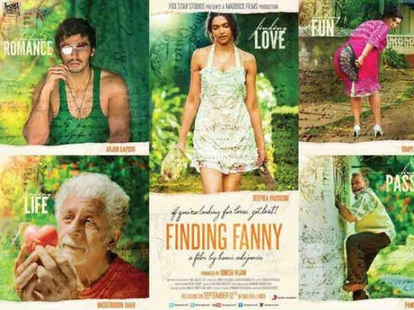 "English-language film ""Finding Fanny"" is very Different said film Team."