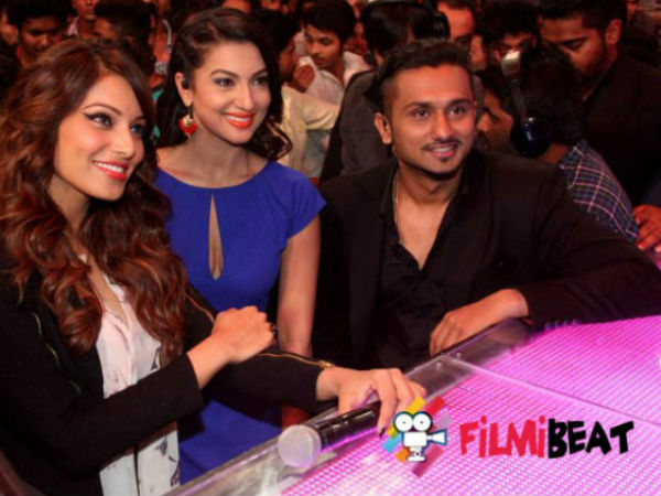 I love Honey Singh said Creature 3D's Actress Bipasha Basu