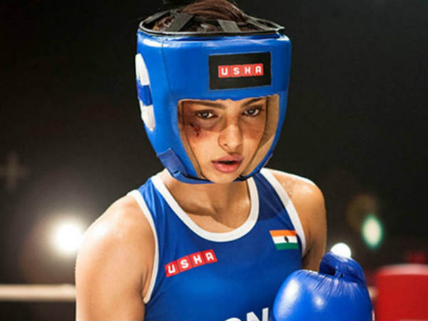 Mary Kom gets decent Box Office collection in its first weekend