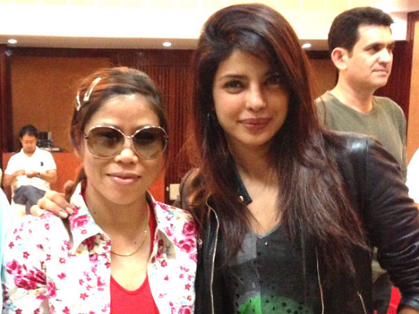 That's woman power: Priyanka on Mary Kom's Asiad gold