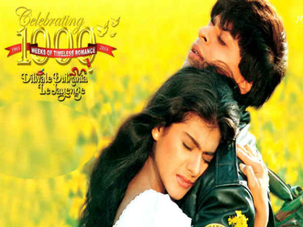 20 years of DDLJ, Shahrukh and Kajol to walk down the memory lane