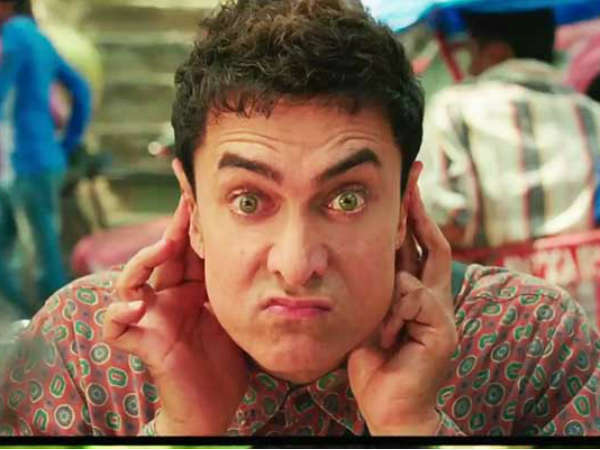 PK China Box Office collection 30 lacs in 2 days