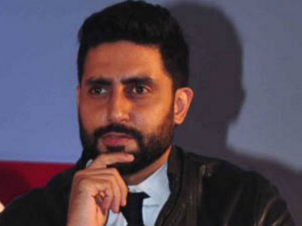 Abhishek Bachchan says 'It was my dream to dance with Rishi Kapoor'