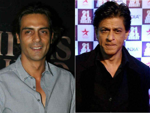 Arjun Rampal needs good script to work with Shahrukh Khan
