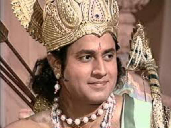 Exclusive Talk With Ramayans Ram Arun Govil Hindi Filmibeat