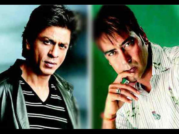 Like Ajay Devgan Shahrukh Khan Will Also Change Image From Dilwale