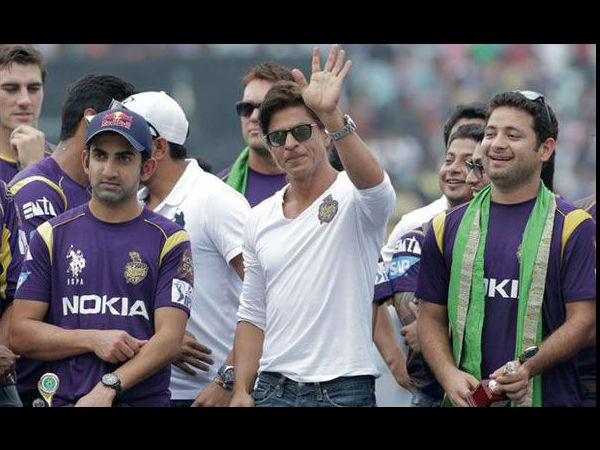 <strong>IPL 8 exclusive pictures अबराम बने शाहरुख के मासकॉट, केकेआर की पहली जीत</strong>