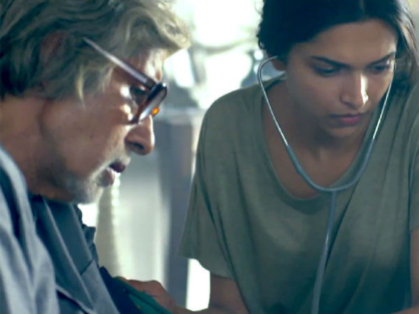 Deepika Padukone studied about medical ailments and medicines for Piku