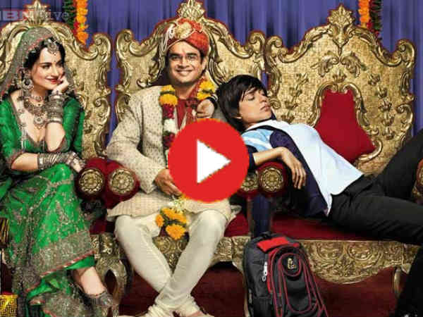 Tanu Weds Manu returns trailer Released: Its Marvellous
