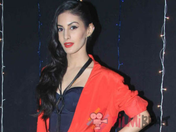 Aamir Khans' fan Mr X star Amyra dastur big No to A certificate movies