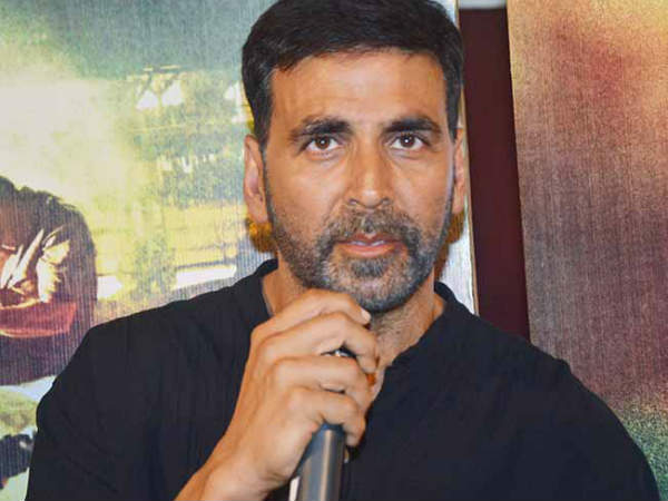 Akshay Kumar confesses because of money Indian Cinema is not as good as Hollywood