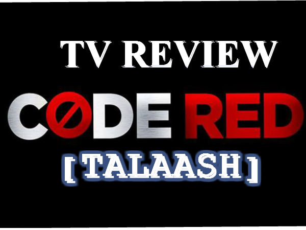 code-red-talaash