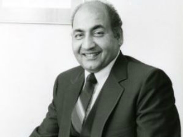 Demand to give Bharat ratna to Mohammad Rafi