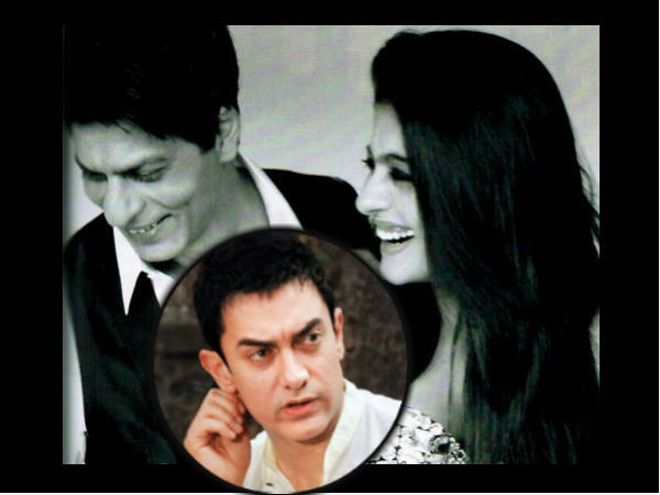 Aamir Khan reaction on Kajol-Shahrukh together in Dilwale
