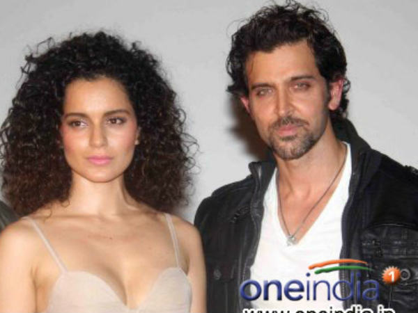 Kangana Ranaut denies her link up with Hrithik Roshan sends legal notice