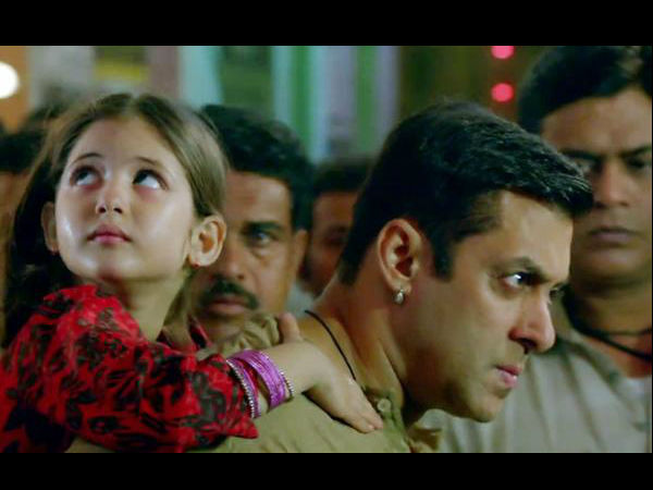 Bajrangi bhaijaan 3rd day box office collection 40 crore