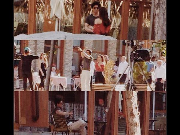 Leaked PICS: 'दिलवाले' में शाहरूख- काजोल के रोमांटिक सीन..देखें यहां