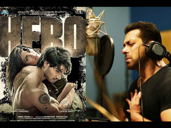 Hero Song Main Hoon Hero Tera title track