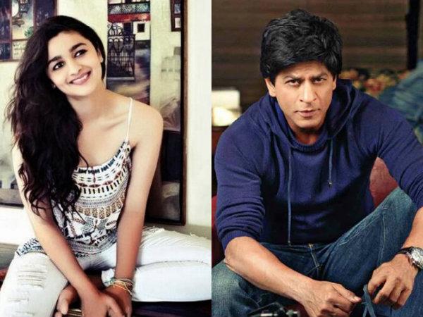 SURPRISE: आलिया के साथ दिखेंगे शाहरूख खान.. होगा कुछ अलग!