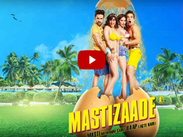 mastizaade new motion poster