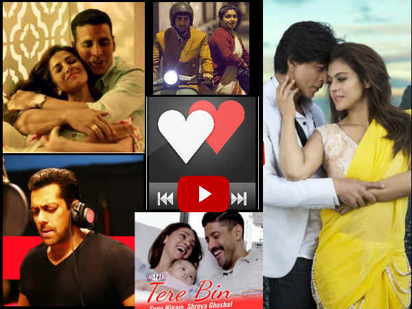 bollywood songs playlist
