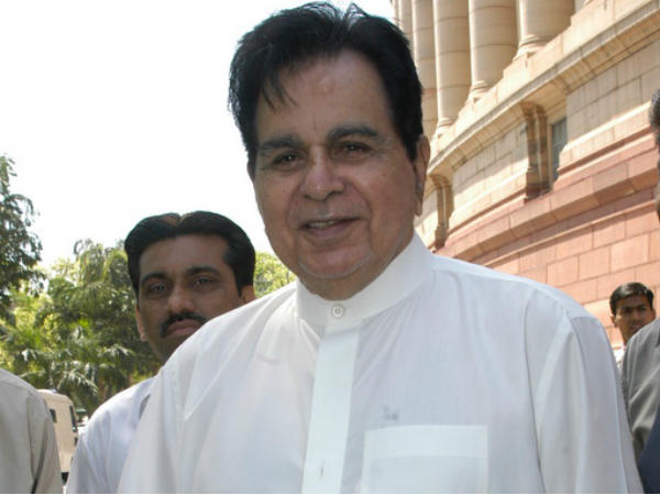 dilip kumar in hospital