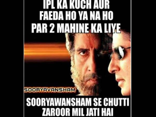 15 Years Of Sooryavansham See Jokes Made On Movie Hindi Filmibeat