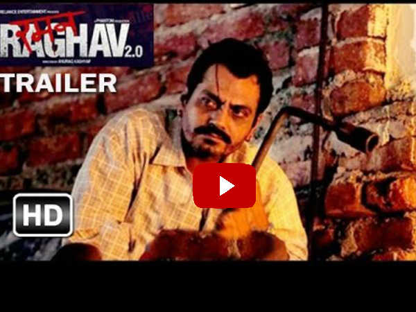 raman raghav official trailer