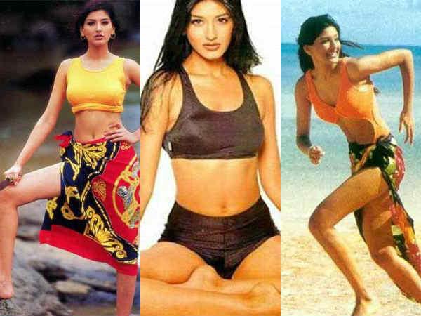 Sonali Bendre Hot And Sexy Pics - Hindi Filmibeat-7141