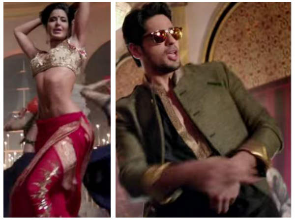 kaala chashma party song