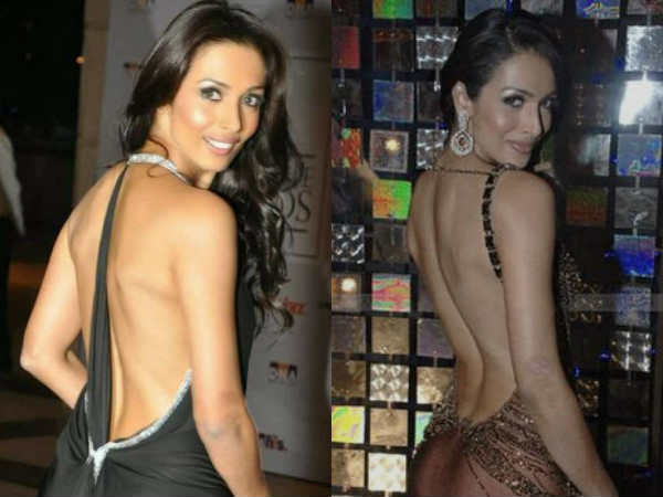 Actresses Backless