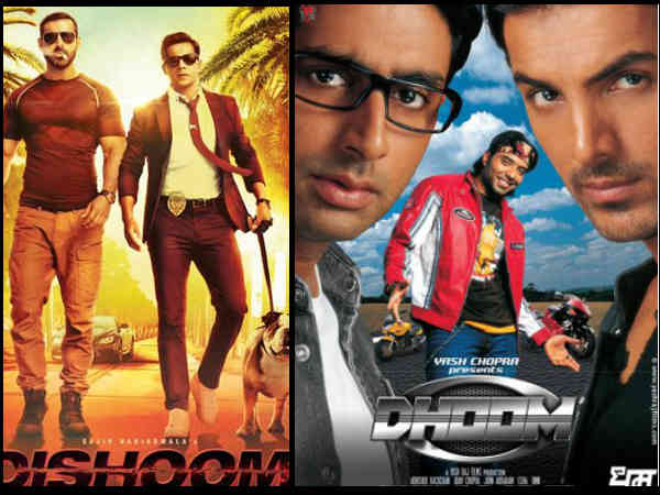 DISHOOM BOX OFFICE