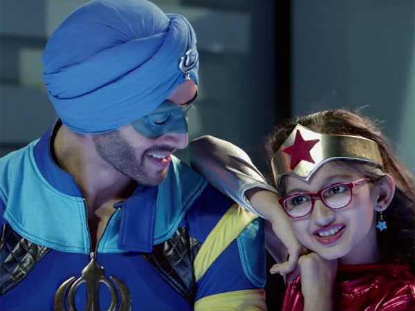 A Flying Jatt Film review