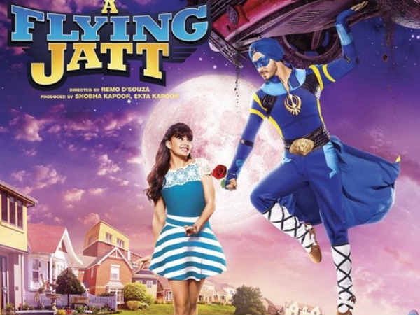 A Flying Jatt Film review by Live Audience