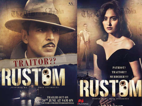 Rustom Vs Mohenjodaro Advance Booking reports