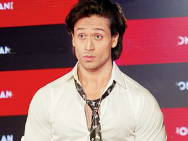 tiger shroff goof up